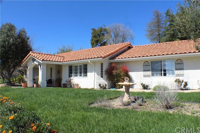 137 Fairview Lane, Paso Robles, CA 93446 (#NS19082184) :: Nest Central Coast