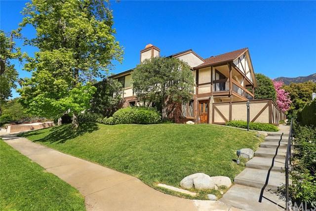 395 Mariposa Avenue F, Sierra Madre, CA 91024 (#AR19085773) :: RE/MAX Empire Properties