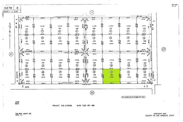 0 W Avenue C, Fairmont, CA 93536 (#SR19086140) :: RE/MAX Empire Properties