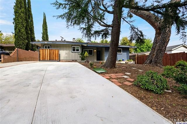 9540 Tujunga Canyon Boulevard, Tujunga, CA 91042 (#319001523) :: The Brad Korb Real Estate Group