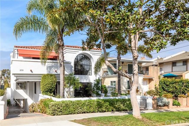 235 N Juanita Avenue A, Redondo Beach, CA 90277 (#SB19083113) :: The Parsons Team