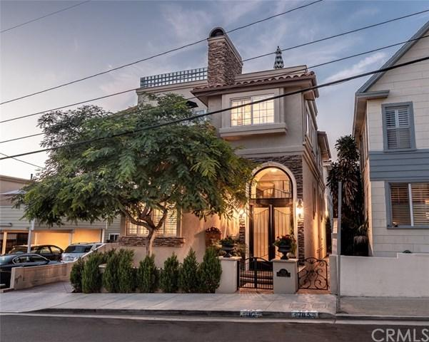 703 1st Street, Hermosa Beach, CA 90254 (#SB19085245) :: Ardent Real Estate Group, Inc.