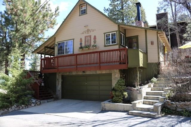 300 E Aeroplane Boulevard, Big Bear, CA 92314 (#EV19086333) :: eXp Realty of California Inc.