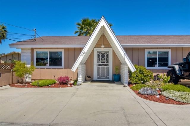 1085 Regal Road, Encinitas, CA 92024 (#190020515) :: eXp Realty of California Inc.