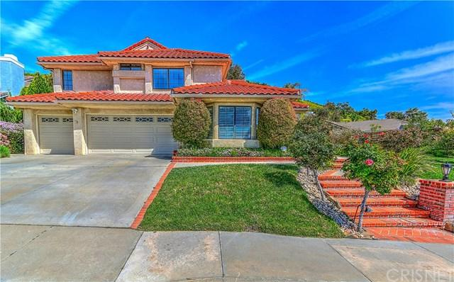23915 Strathern Street, West Hills, CA 91304 (#SR19082294) :: eXp Realty of California Inc.