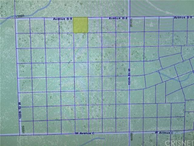 0 Vac/Cor Avenue B8/157 Stw, Fairmont, CA 93536 (#SR19086889) :: RE/MAX Empire Properties