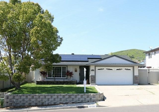 10150 Allenwood Way, Santee, CA 92071 (#190020567) :: The Najar Group