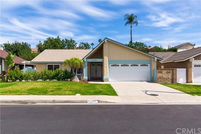 27756 Sinsonte, Mission Viejo, CA 92692 (#OC19086839) :: J1 Realty Group