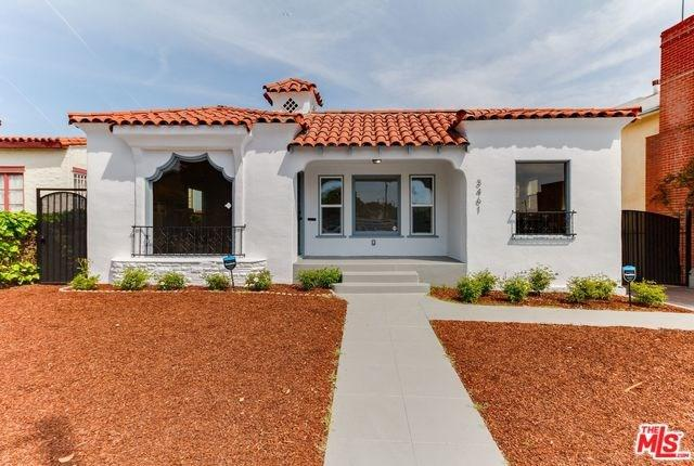 3461 Mount Vernon Drive, View Park, CA 90008 (#19456112) :: The Costantino Group | Cal American Homes and Realty