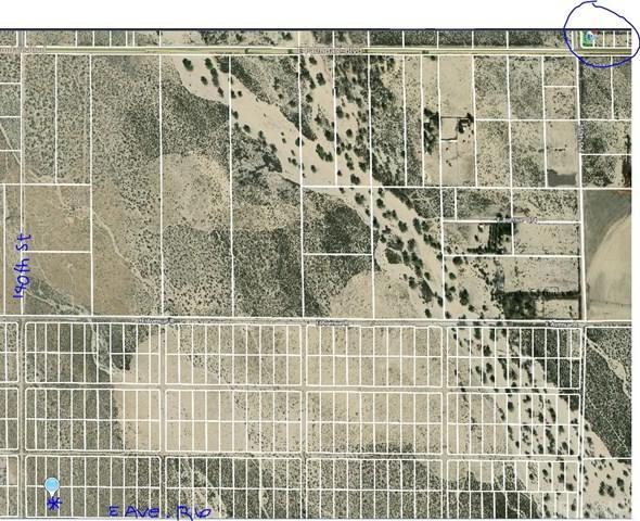 0 Vac/Ave R6/Vic 140th Ste, Sun Village, CA 93543 (#SR19087226) :: Kim Meeker Realty Group