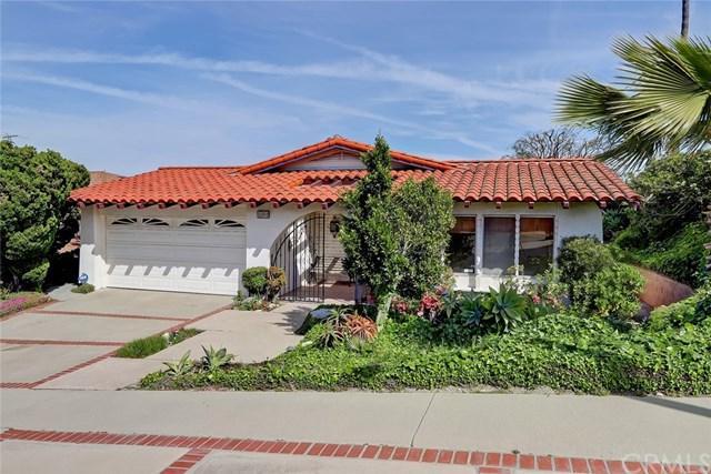 5066 Silver Arrow Drive, Rancho Palos Verdes, CA 90275 (#SB19081484) :: Millman Team