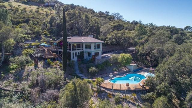 31325 Via La Naranga, Carmel Valley, CA 93924 (#ML81747527) :: McLain Properties