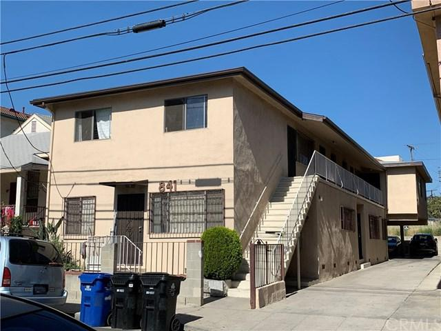 841 Cleveland Street, Los Angeles (City), CA 90012 (#WS19087445) :: Fred Sed Group