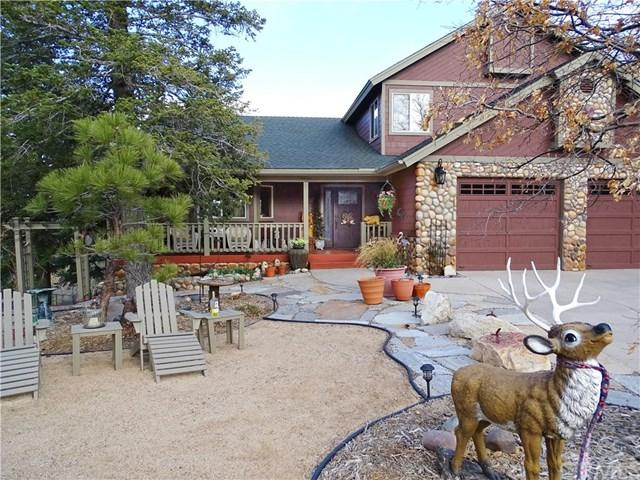 1634 Tuolumne Road, Big Bear, CA 92314 (#EV19087639) :: Kim Meeker Realty Group