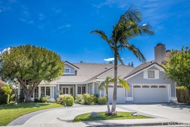 18645 Hillsboro Road, Porter Ranch, CA 91326 (#SR19087640) :: eXp Realty of California Inc.