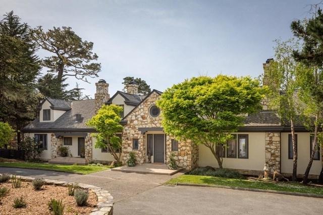 1256 Padre Lane, Pebble Beach, CA 93953 (#ML81747529) :: RE/MAX Parkside Real Estate