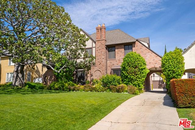 626 S Highland Avenue, Los Angeles (City), CA 90036 (#19454610) :: The Costantino Group | Cal American Homes and Realty