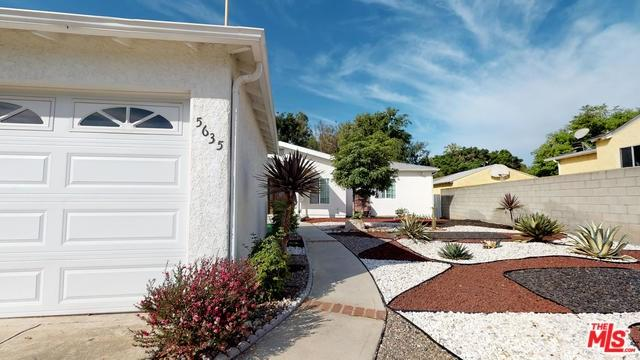 5635 Marburn Avenue, Los Angeles (City), CA 90043 (#19456468) :: The Costantino Group | Cal American Homes and Realty
