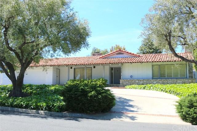 2444 Via Sonoma, Palos Verdes Estates, CA 90274 (#OC19087961) :: Millman Team