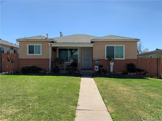 14240 E Close Street, Whittier, CA 90604 (#PW19087946) :: The Costantino Group | Cal American Homes and Realty
