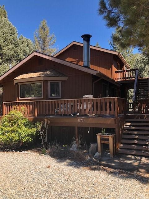 16705 Sequoia Way, Pine Mountain Club, CA 93222 (#SR19088010) :: eXp Realty of California Inc.