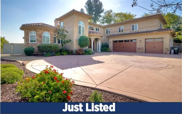 3418 Lomas Serenas Drive, Escondido, CA 92029 (#190020806) :: The Houston Team | Compass