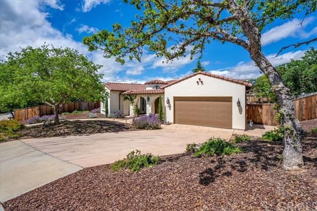 1311 Oak Ridge Way, Paso Robles, CA 93446 (#NS19086661) :: Nest Central Coast