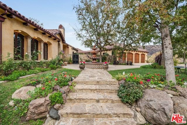 1350 Country Ranch Road, Westlake Village, CA 91361 (#19456348) :: Fred Sed Group