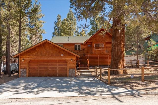 460 Hillen Dale Drive, Big Bear, CA 92314 (#EV19085863) :: eXp Realty of California Inc.