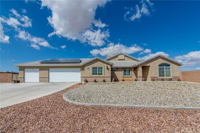 21190 Chianti Lane, Apple Valley, CA 92308 (#CV19088151) :: The Costantino Group   Cal American Homes and Realty