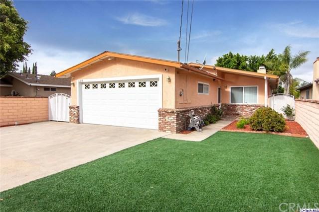 11015 Eldora Avenue, Sunland, CA 91040 (#319001561) :: The Brad Korb Real Estate Group