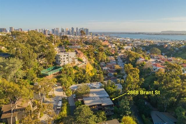 2868 Brant St, San Diego, CA 92103 (#190020954) :: OnQu Realty