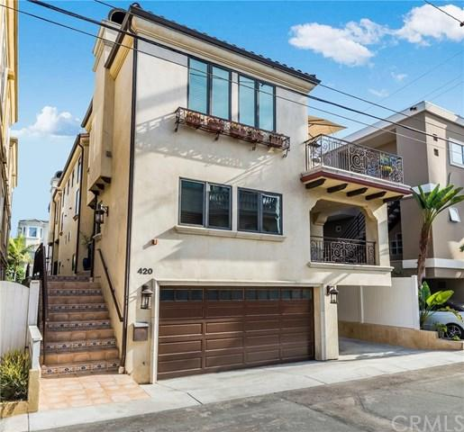 420 23rd Pl, Manhattan Beach, CA 90266 (#SB19084519) :: eXp Realty of California Inc.