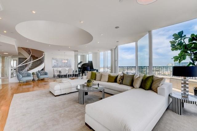 2500 6th Ave Penthouse 1, San Diego, CA 92103 (#190021008) :: Mainstreet Realtors®