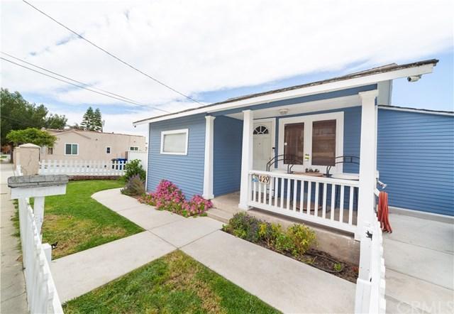 429 Ocean View Avenue, Hermosa Beach, CA 90254 (#SB19088830) :: Go Gabby