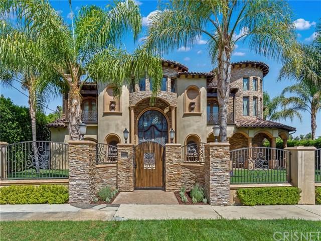 17101 Albers Street, Encino, CA 91316 (#SR19088863) :: eXp Realty of California Inc.