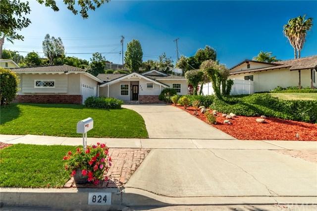 824 Adlena Drive, Fullerton, CA 92833 (#PW19088980) :: The Miller Group