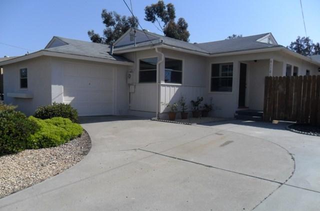 6110 Blain Pl, La Mesa, CA 91942 (#190021061) :: The Najar Group