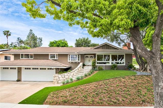 1121 Dorsetshire Lane, North Tustin, CA 92705 (#PW19088969) :: eXp Realty of California Inc.