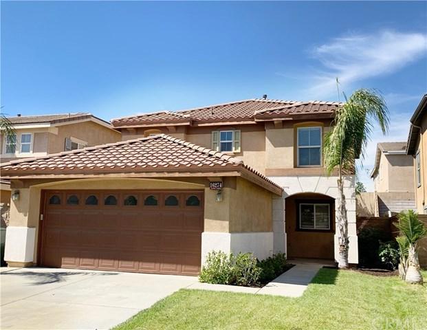 16274 Yorba Linda Lane, Fontana, CA 92336 (#CV19088989) :: The Costantino Group | Cal American Homes and Realty