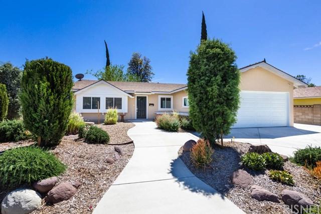 21600 San Jose Street, Chatsworth, CA 91311 (#SR19085043) :: Kim Meeker Realty Group
