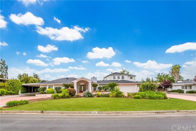 534 E Mariposa Drive, Redlands, CA 92373 (#EV19087328) :: The Costantino Group   Cal American Homes and Realty