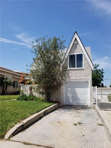 6815 S Van Ness Avenue, Los Angeles (City), CA 90047 (#SR19088661) :: The Costantino Group | Cal American Homes and Realty