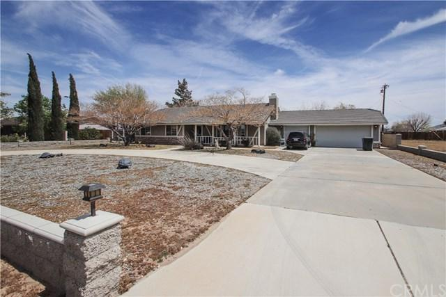 13787 Rincon Road, Apple Valley, CA 92307 (#CV19089301) :: The Costantino Group   Cal American Homes and Realty