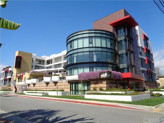 210 N Monterey Street #408, Alhambra, CA 91801 (#WS19066504) :: Kim Meeker Realty Group