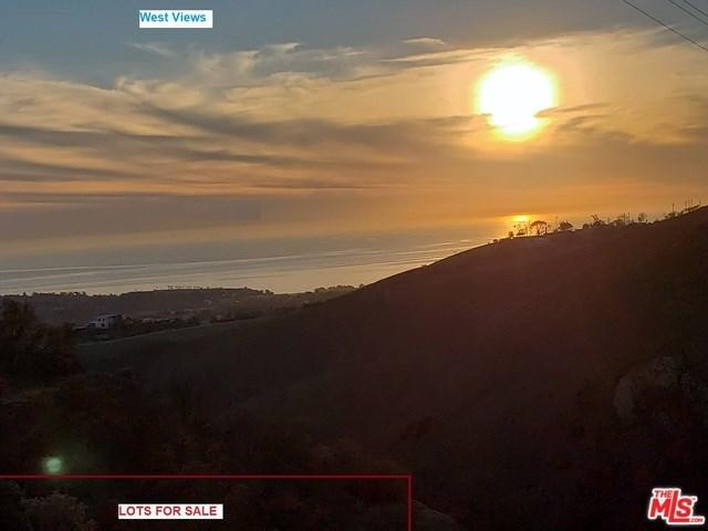 0 Hillview Drive, Malibu, CA 90265 (#19457078) :: The Danae Aballi Team