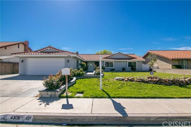 43131 Cherbourg Lane, Lancaster, CA 93536 (#SR19089616) :: The Costantino Group | Cal American Homes and Realty