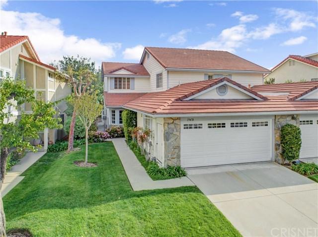 19470 Eagle Ridge Lane, Porter Ranch, CA 91326 (#SR19088643) :: eXp Realty of California Inc.