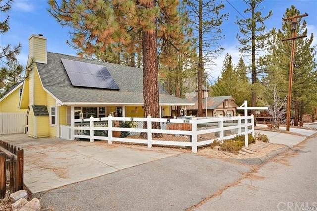138 Teakwood Drive, Big Bear, CA 92315 (#PW19089646) :: Fred Sed Group