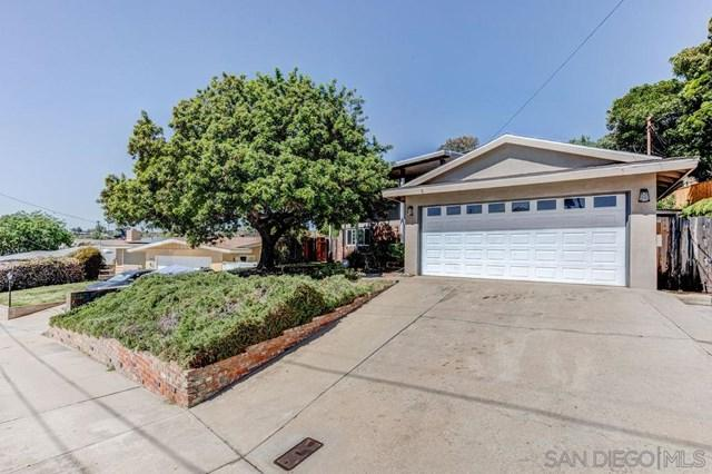 1536 Savin Drive, El Cajon, CA 92021 (#190021247) :: The Costantino Group | Cal American Homes and Realty